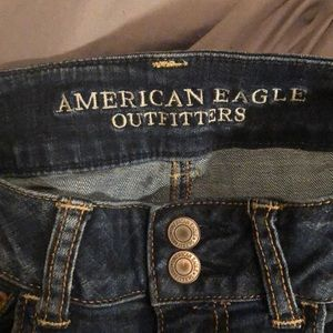 🎉🎉🎉like brand new American eagle jeans🎉🎉🎉
